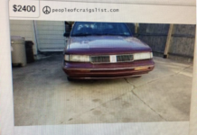 beater for sale by owner lol