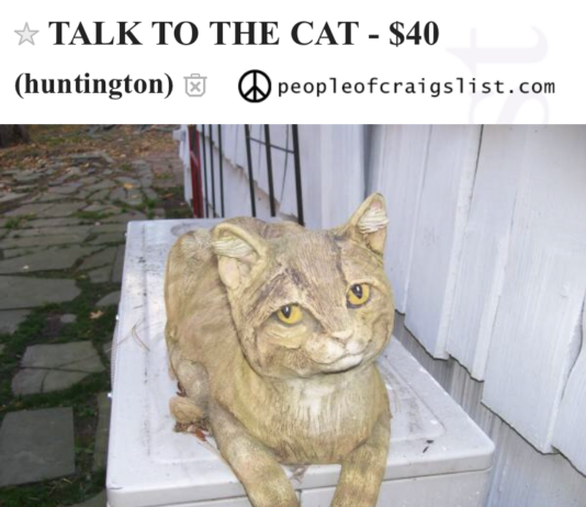 Animals of Craigslist - Funny ads fromPeople of Craigslist